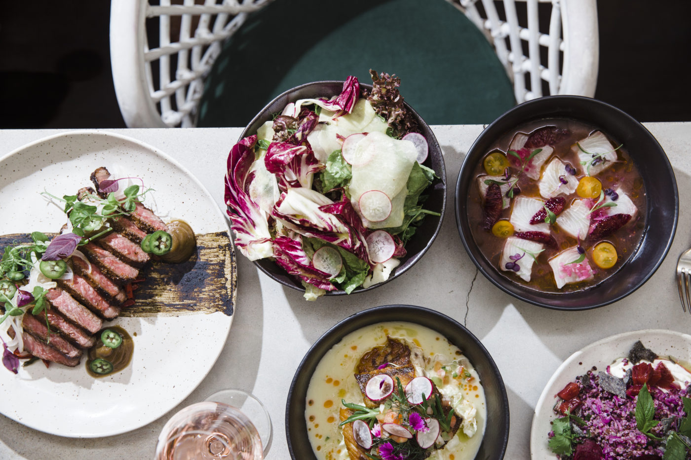 The Butler Potts Point Food