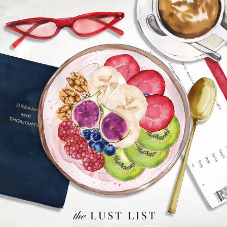 The Butler The Lust List
